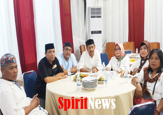 Ketua PWI Sulsel Gelar Buka Puasa, Dihadiri Pengurus Pwi Priode 2015-2020