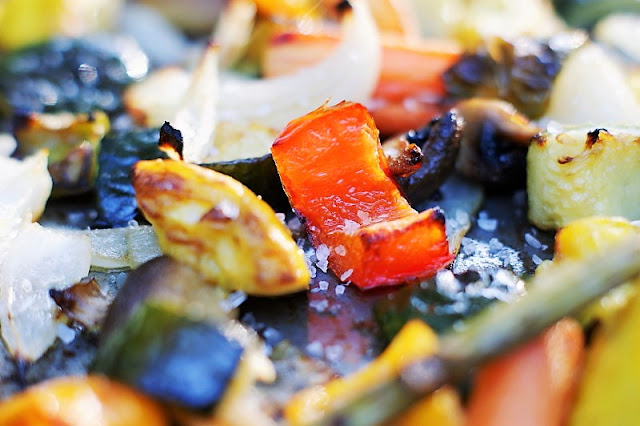 Roasted Vegetables Image