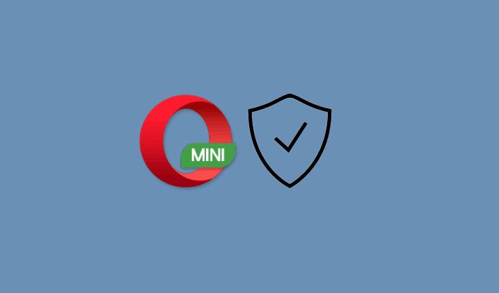 Prevent Opera Mini Browser Start Page Content News