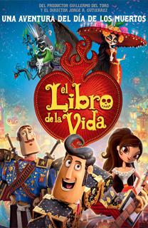 Película El libro de la vida, de Jorge R. Gutiérrez - Cine de Escritor