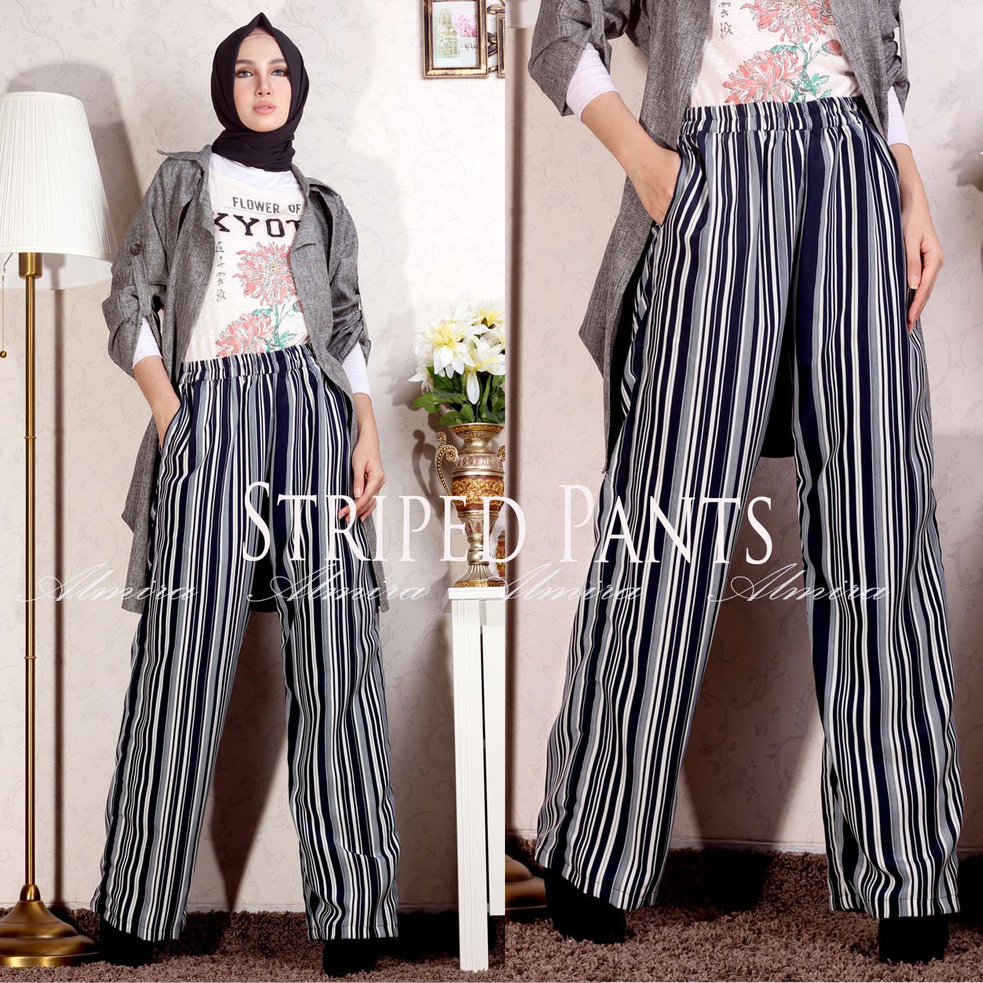 Padu Padan Celana Kulot Panjang Dari Griya Raditya 081372507000