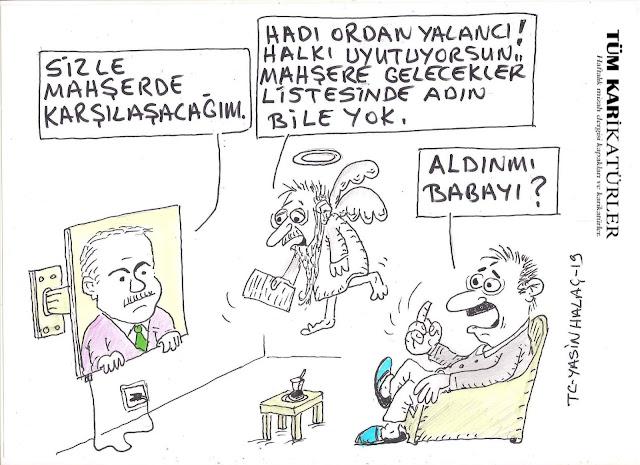 nihat hatipoğlu karikatürü