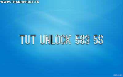 TUT UNLOCK 583 5s 2018