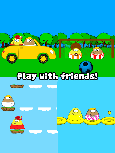 Pou Game APK 1.4.41 Free Download