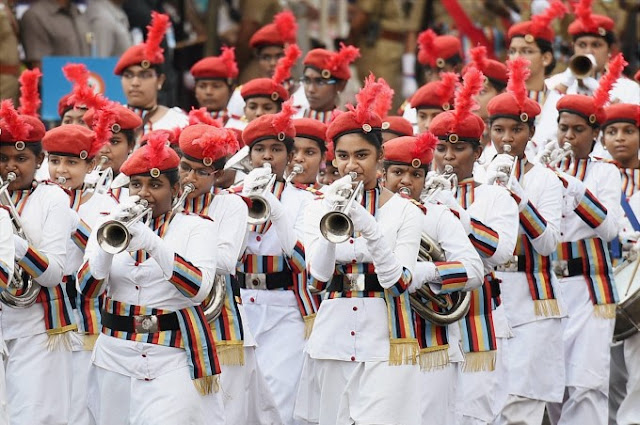 Happy Republic Day NCC Parade India 2018 ((Awesome))