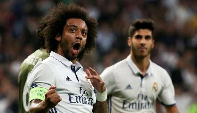 Real Madrid Pesta Gol di Santiago Bernabeu