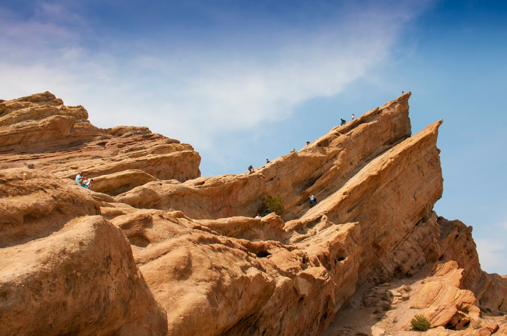 Vasquez Rocks, Los Angeles, California