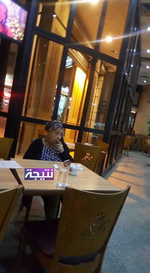 صور حبيبة عبد الحليم الفنانة آمال فريد التى انتشرت على مواقع التواصل الاجتماعى