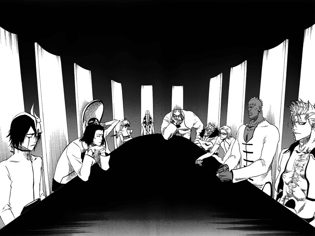 Bleach chapter 244 trang 16