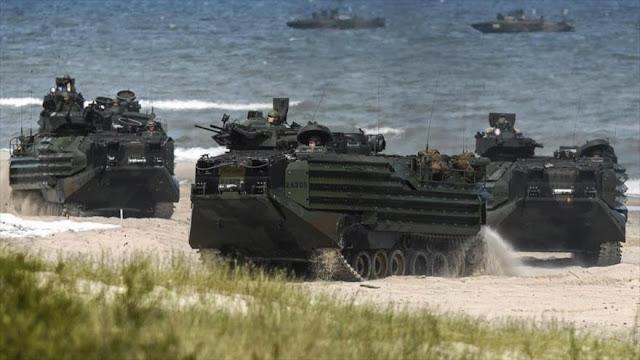 "Batallones multinacionales de OTAN mandan ""claro mensaje"" a Rusia"