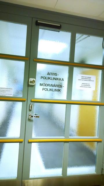 Saippuakuplia olohuoneessa- blogi, kuva Hanna Poikkilehto, äitiyspoliklinikka, HUS,,