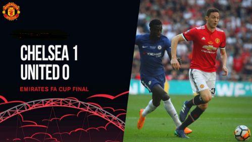 Chelsea Juara Piala FA, Kalahkan Manchester United di Final