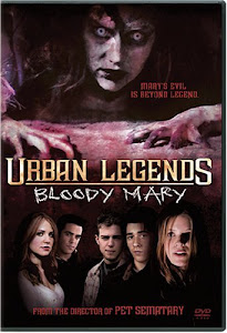 Urban Legends: Bloody Mary Poster