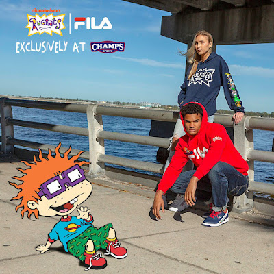 06dc73b9078ae Check out the FILA x Rugrats collection (including photos from the line s  lookbook) below!