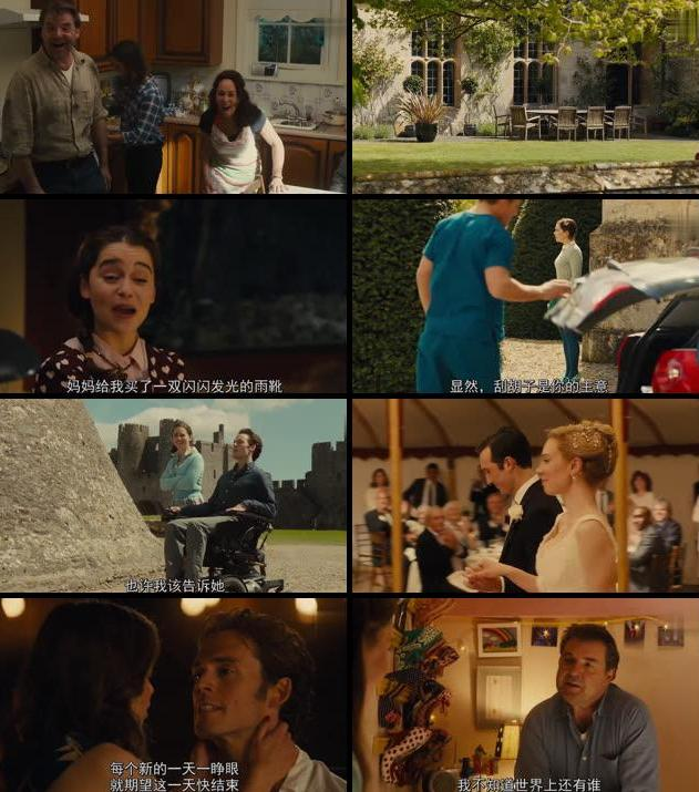 Me Before You 2016 English 720p HC WEBRip