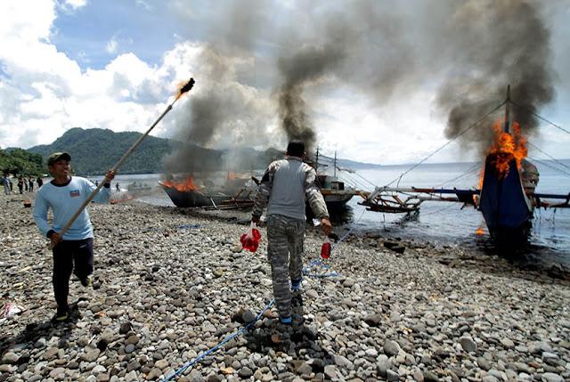 TNI AL Bangun Pangkalan di Gorontalo Utara