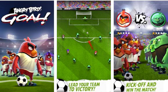 Angry Birds Goal! APK-Angry Birds Goal! MOD APK