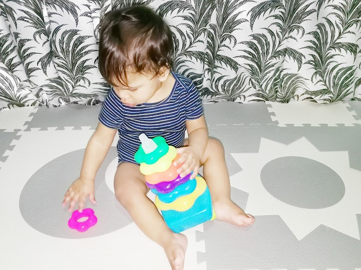 CHILDLIKEBEHAVIOR - The Best Interlocking Foam Baby Play Mat!