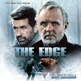 the edge soundtrack cover jerry goldsmith alternate