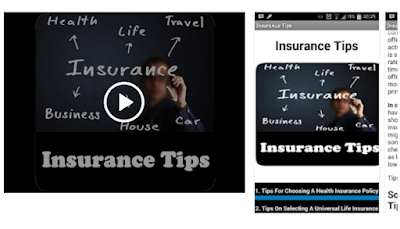 Book: Insurance Tips - Get Free Insurance Tips With Insurance Tips App