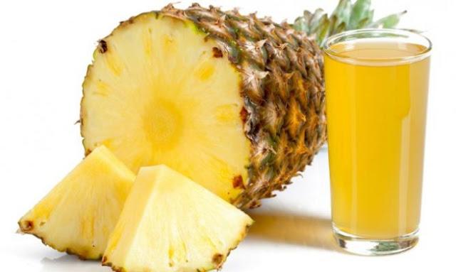 jugo de frutas para quemar grasa del abdomen