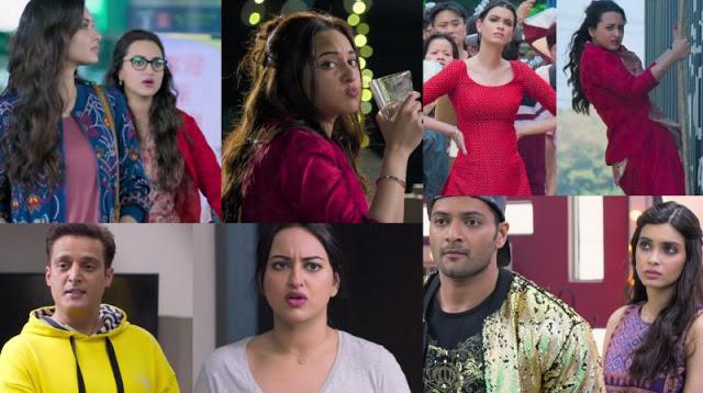 Happy Phirr Bhag Jayegi (2018)  hindi  movie online