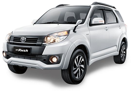 Toyota Yaris Trd 2017 Indonesia New Agya Warna Rush Tipe G Dan Sportivo Ultimo Baru ...