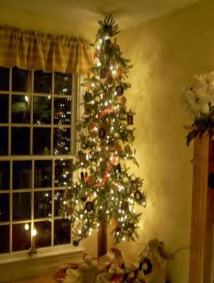 DIY Why Spend More: Make your own skinny Christmas tree