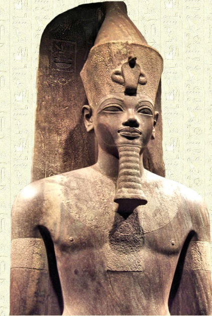 father and son amenhotep iii s and All these titles and functions attest to a personal link between 'abdiel (and perhaps his elder son as well) and one or, more likely, two pharaohs, the father and son amenhotep iii and.