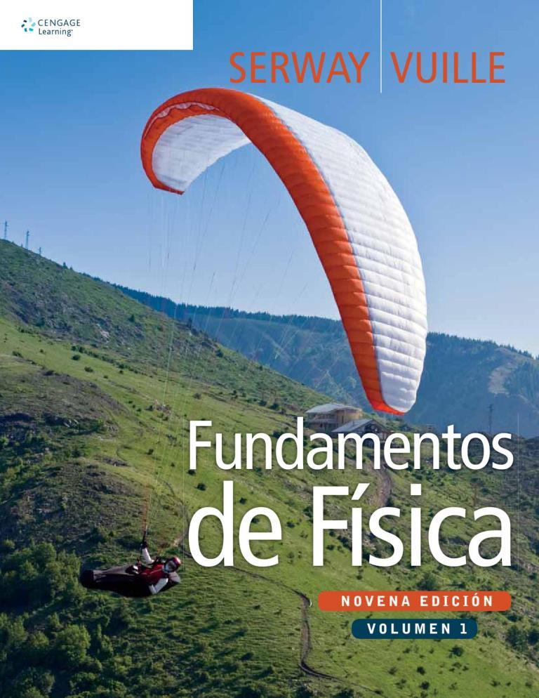Fundamentos de Física. Volumen 1, 9na Edición – Raymond A. Serway