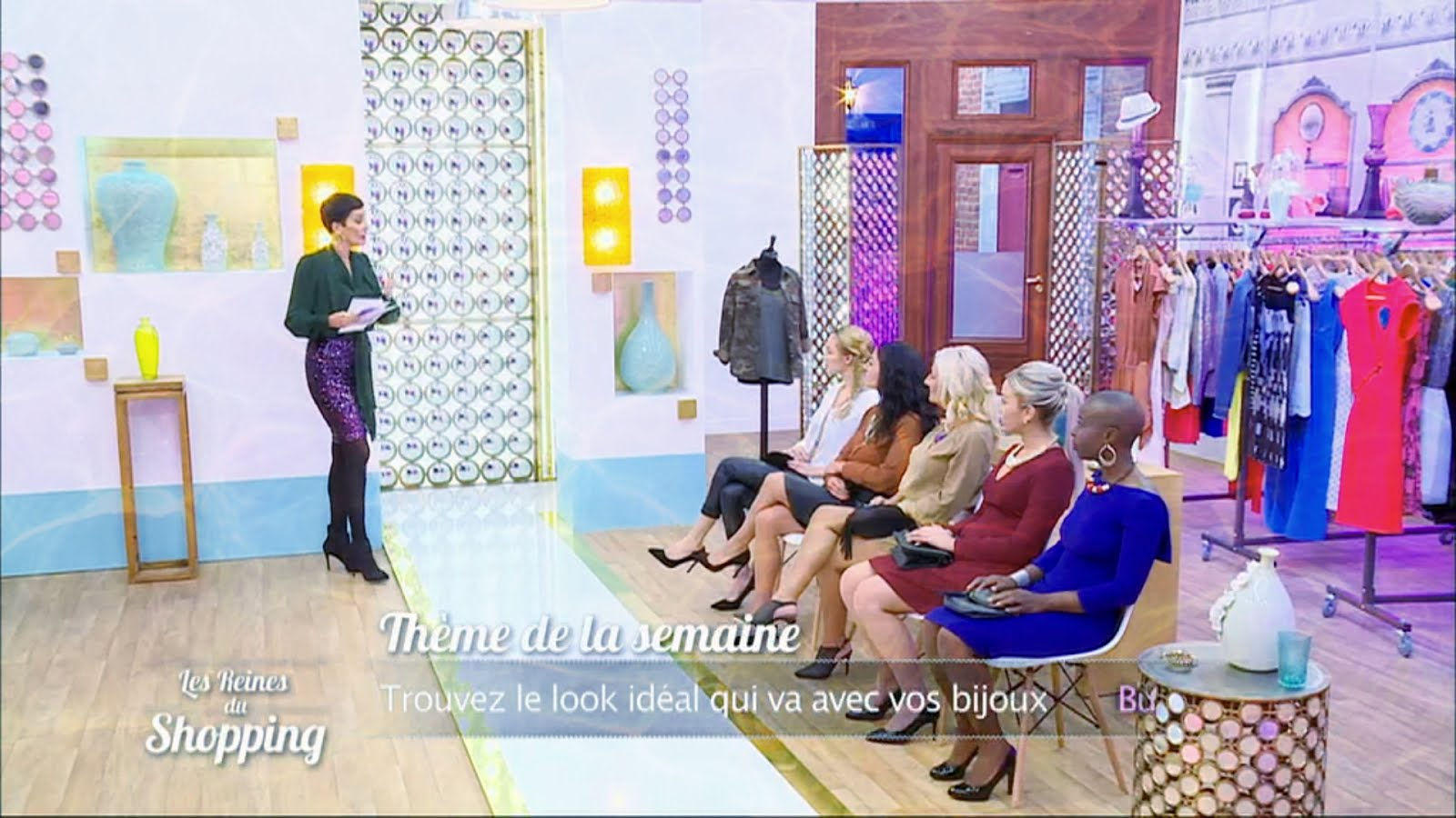 Beauty makes my happiness les reines du shopping 10 - Reine du shopping m6 ...
