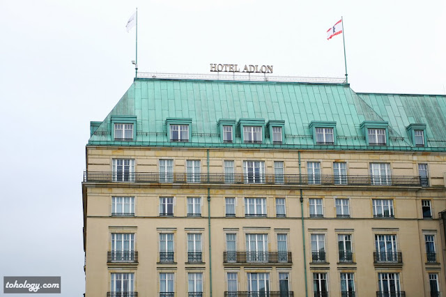 Hotel Adlon Kempinski, Берлин