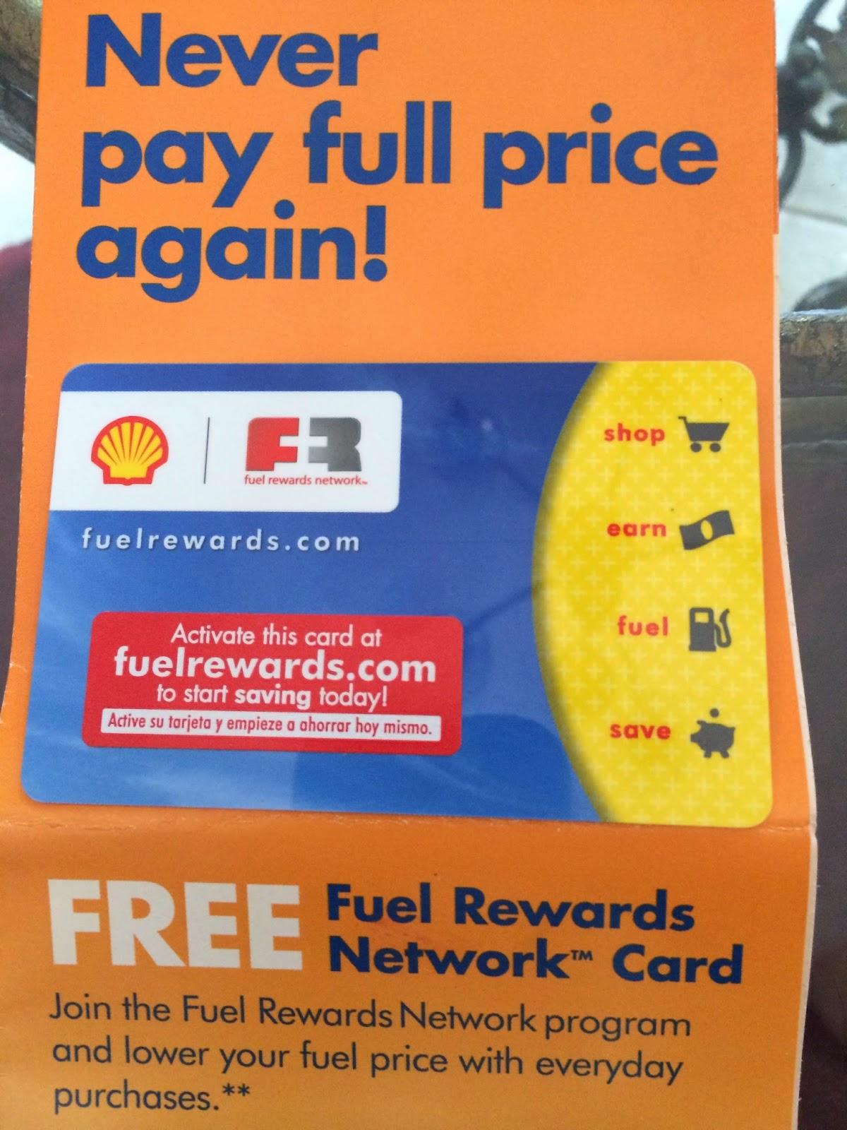 Shell US #fuelrewards