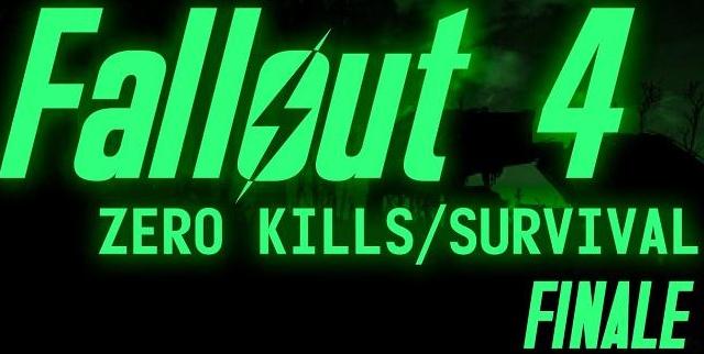 Gamer Ini Benar - Benar Hebat ! Tamatkan Fallout 4 Tanpa Membunuh Sama Sekali