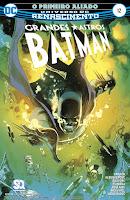 DC Renascimento: Grandes Astros - Batman #12