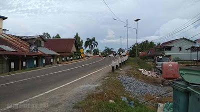 Jembatan bakau besar