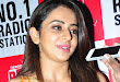 Rakul at Sarrainodu Red Carpet show