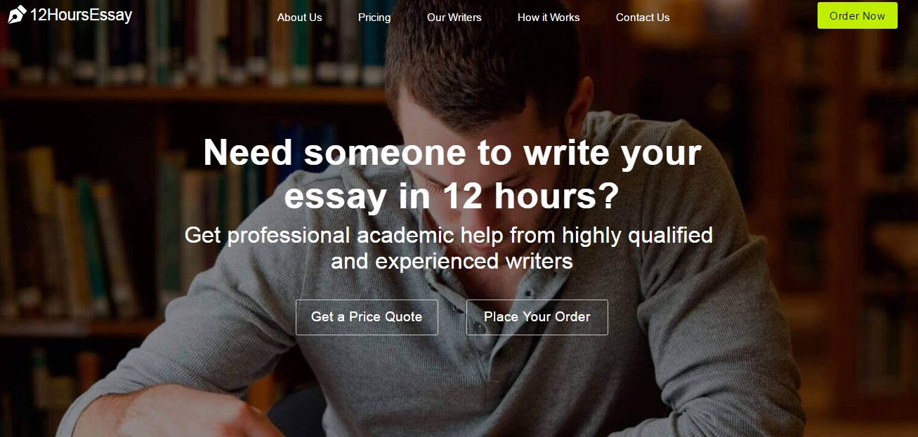 Buy essays 12 hours