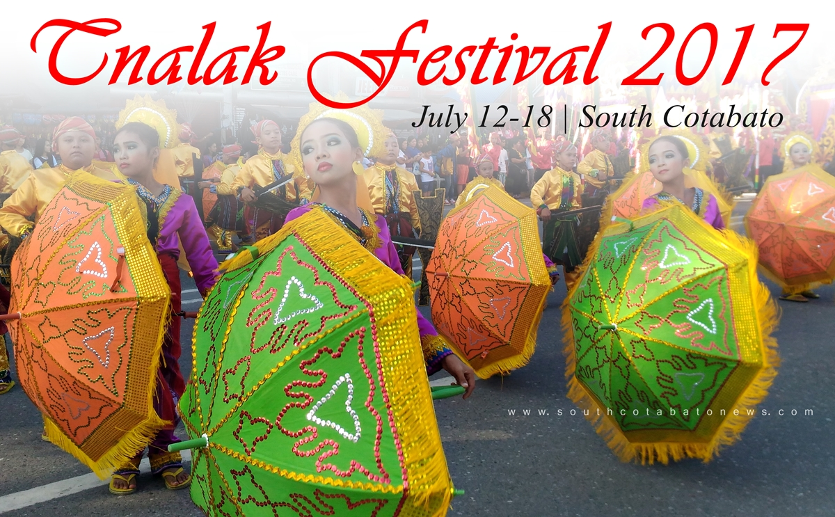 Tnalak Festival 2017 scheduled on July 12-18