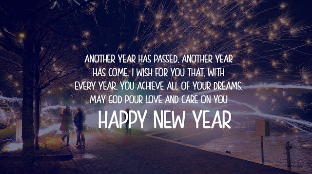 Happy New Year 2017 Sayings