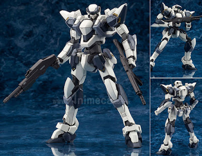 Figura ARX-7 Arbalest Renewal Ver. 1/60 Al-Mecha Full Metal Panic! The Second Raid