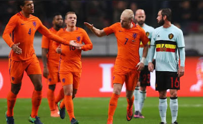 Netherlands 3 vs 1 Bulgaria (Highlights and Goals VIDEO)