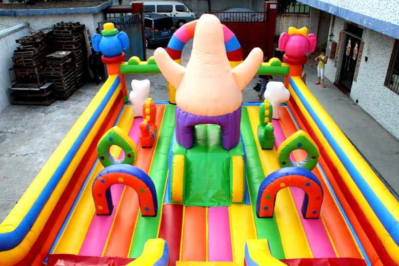 rumah balon | istana balon | balon loncat 28