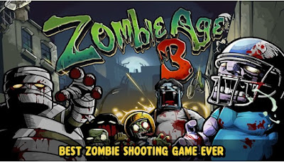 Zombie Age 3 Apk (MOD, Unlimited Money/Ammo) for Android