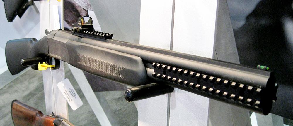 56e9c8d0bd Το διπλής κάννης λειόκαννο όπλο είναι το αμυντικό όπλο της επιλογής για  πολλές γενιές