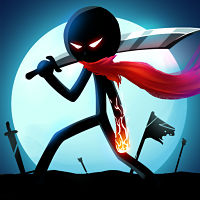 Game Stickman Ghost: Ninja Warrior hack