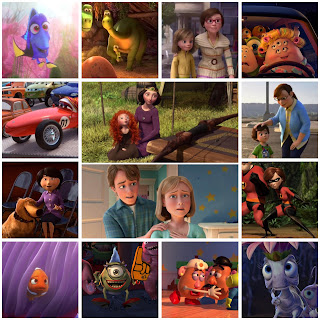 disney pixar mother's day