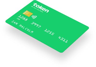 TokenCard TKN