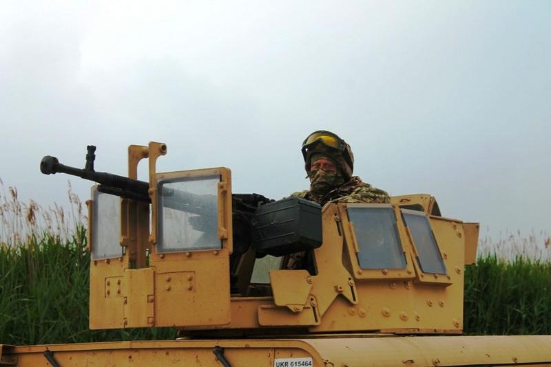 HMMWV M1114 80 oaembr