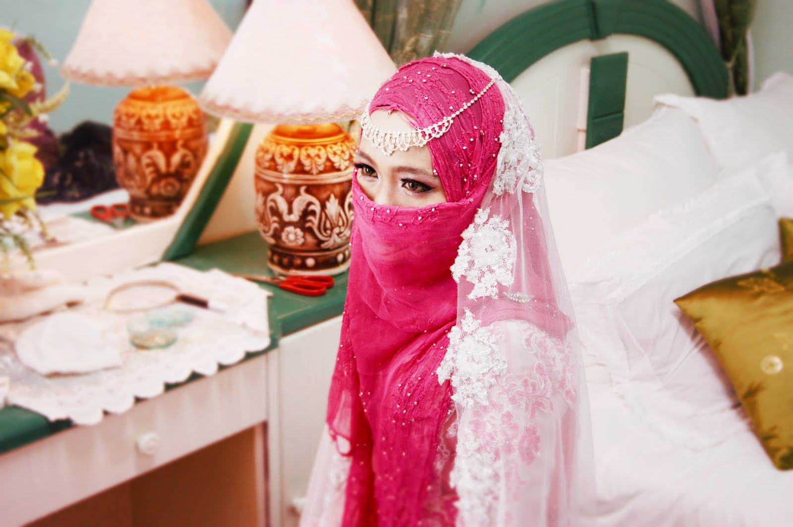 Durraht_Collection *:::..: January 2012 |Pengantin Purdah